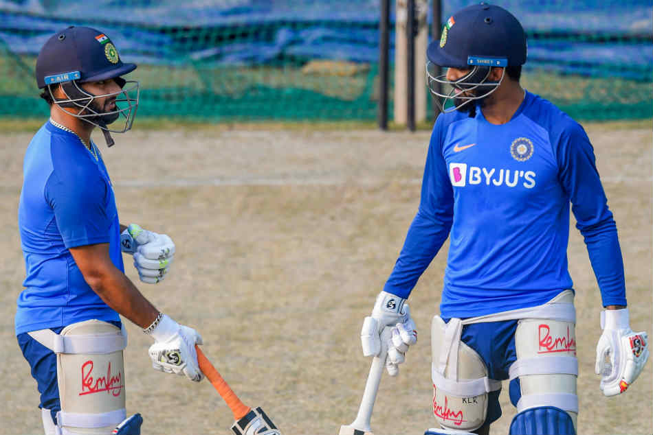 Rishabh Pant (left) will be keenly watched in the second T20I against South Africa