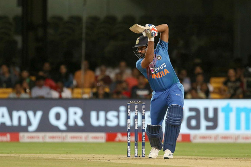 Rohit Sharma equals MS Dhonis record of playing most T20Is for India