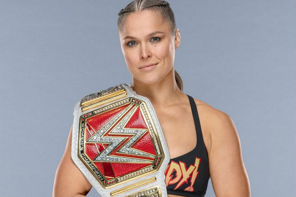 Watch WWE Best OF Ronda Rousey 4/28/21