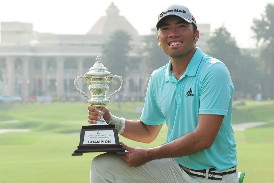 Classic Golf Country Club International Championship 2019 Rory Hie Holds Rashid Bay Win Maiden Pro