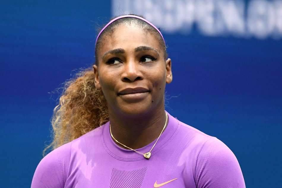 Serena Williams has lost major four finals in the last 14 months