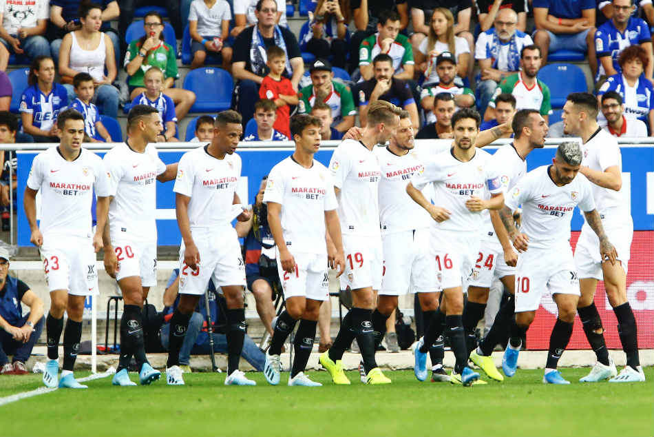 This week in La Liga: Sevilla climb to the top, Ansu Fati puts on a starry display & a special mascot