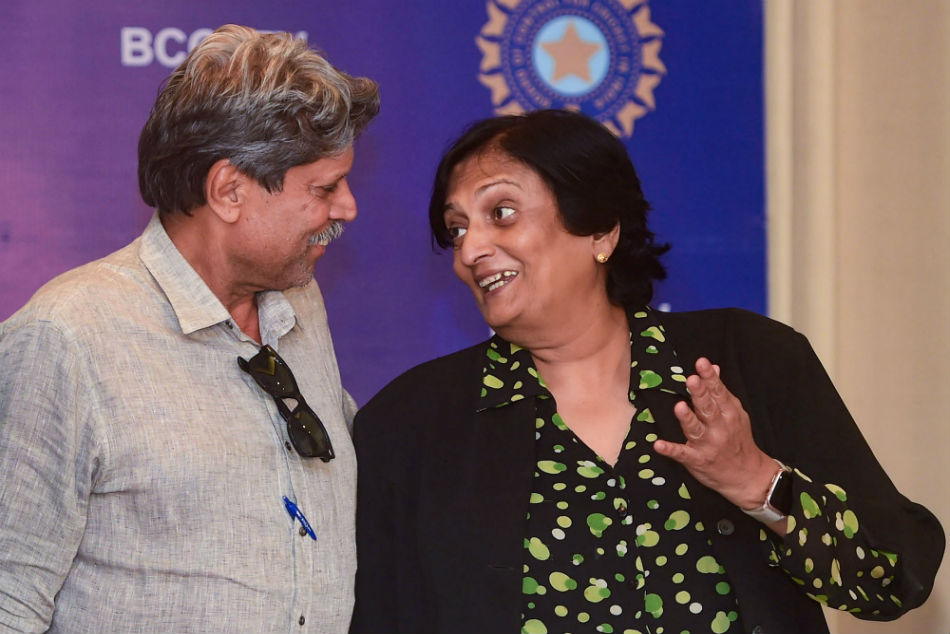 Shantha Rangaswamy (right) resigns from CAC and ICA