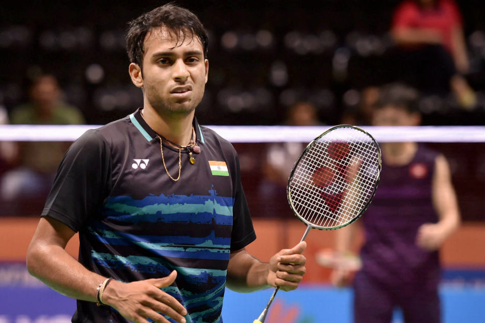 Sourabh Loses To Chen India S Campaign Ends At Chinese Taipei