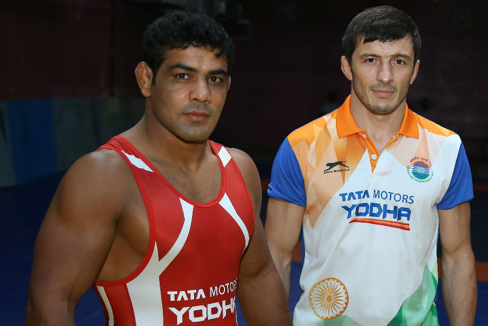 World Wrestling Championships: Yogeshwar backs Sushil to do well