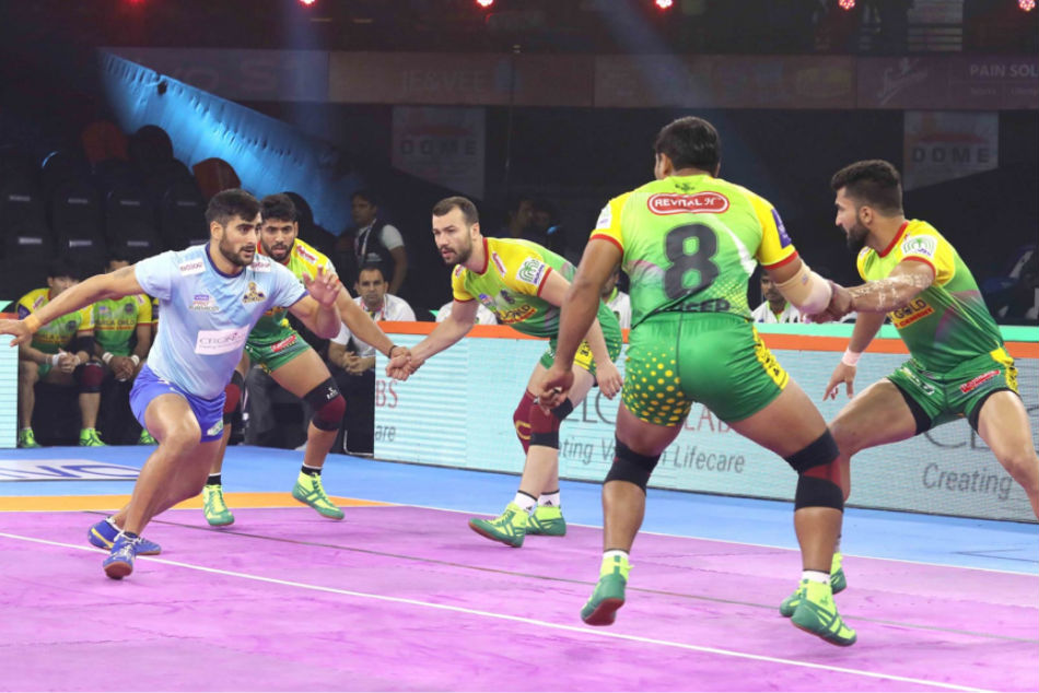 Tamil Thalaivas and Patna Pirates will look to get back among the wins (Image Courtesy: Pro Kabaddi)