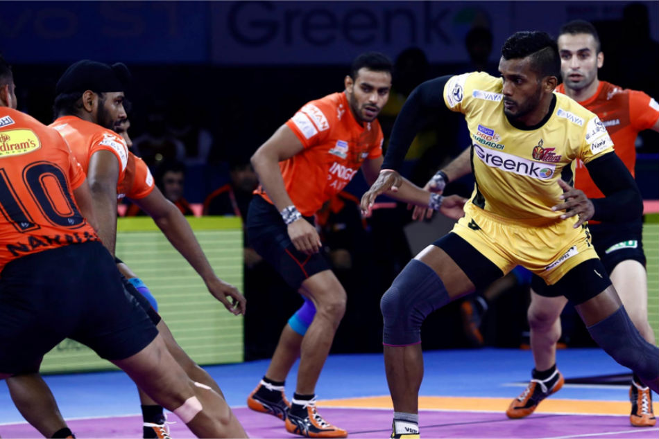 Telugu Titans will look to avenge campaign opening loss against U Mumba (Image Courtesy: Pro Kabaddi)