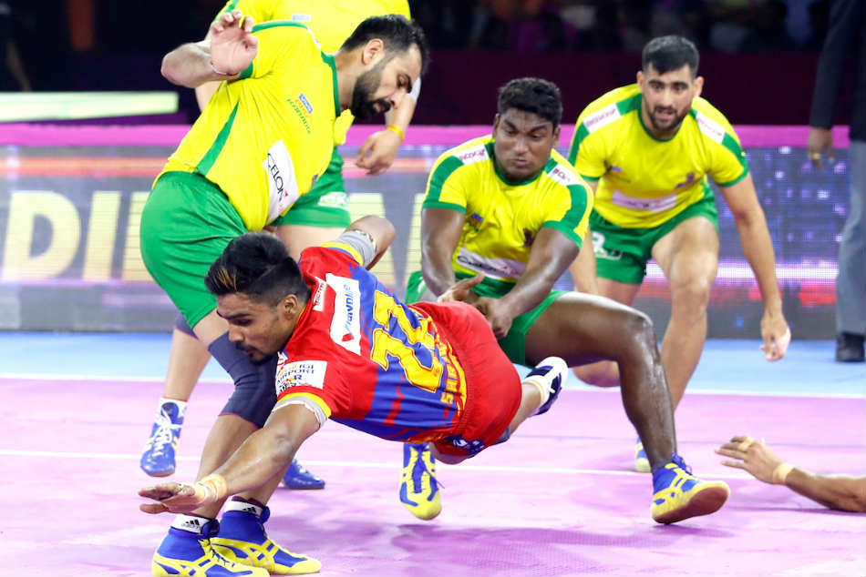 PKL 2019: Clinical UP Yoddha end Tamil Thalaivas' playoff chances