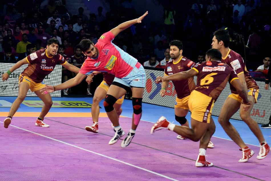 Pro Kabaddi League 2019: Match 93: Jaipur Pink Panthers Vs UP Yoddha: Dream 11 Prediction, Fantasy Tips
