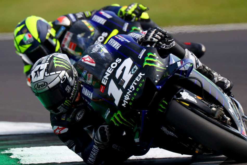 Motogp Raceweek Rossi Hopes For Happy Homecoming After Strong Yamahs Tests