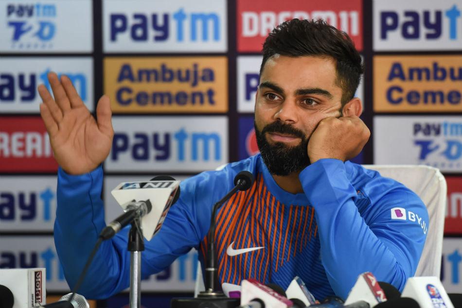 No Risk No Gain Virat Kohli Defends Decision To Bat First