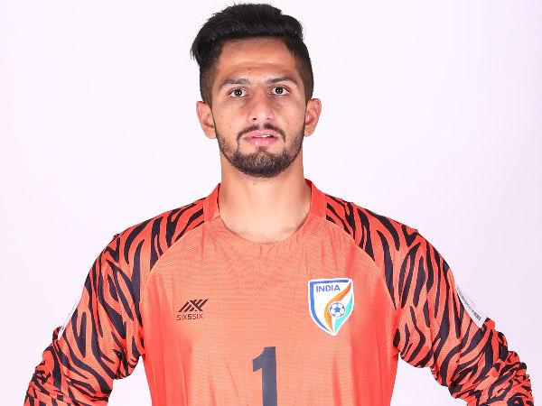 Chennaiyin FC sign 23-year-old Indian international Vishal Kaith