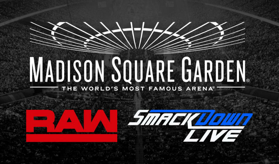 Raw and Smackdown to take place at the Worlds Most Famous Arena (image courtesy WWE.com)