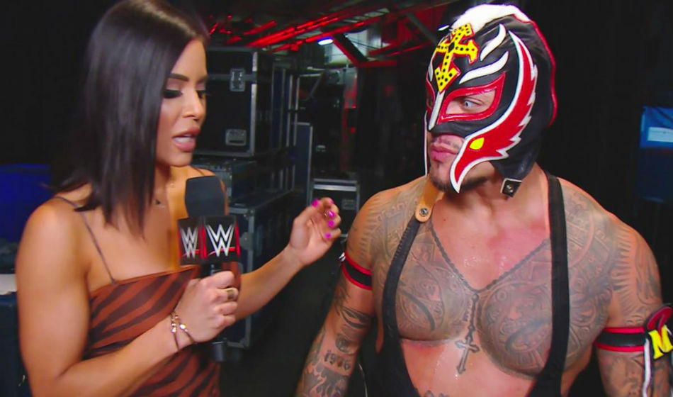 Rey Mysterio pondered about retirement a few weeks ago (image courtesy WWE.com)