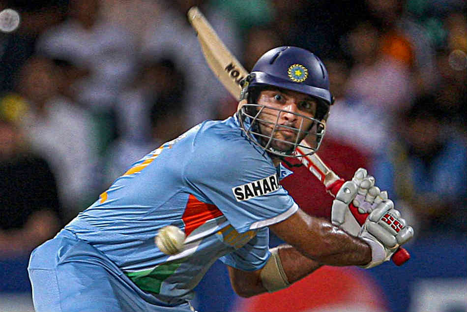 Yuvraj Singhs historic six sixes in an over in World T20 2007 turns 12-year-old today