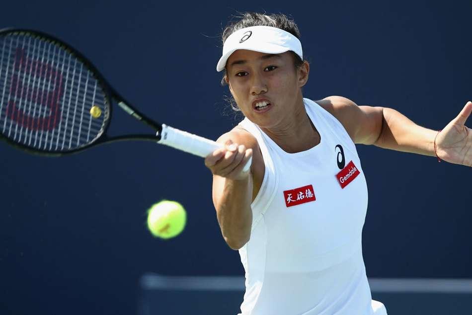 Two Time Champion Zhang Beaten In Guangzhou