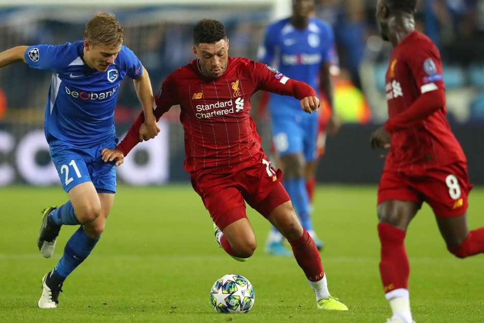 Genk 1-4 Liverpool: Oxlade-Chamberlain revels on Champions League return