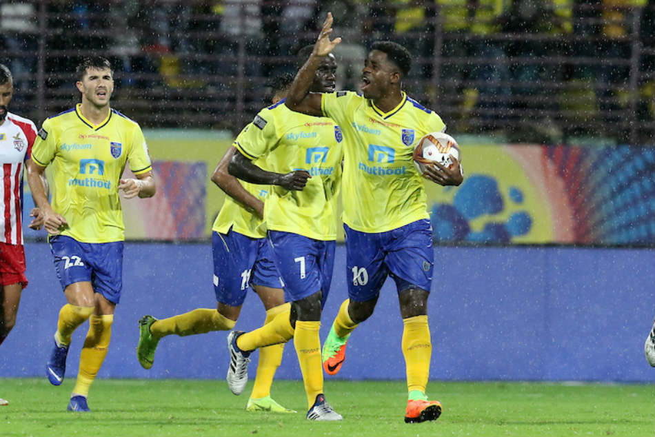ISL 2019-20: KBFC vs ATK: Ogbeche the hero as Kerala strike down ATK in Indian Super League opener