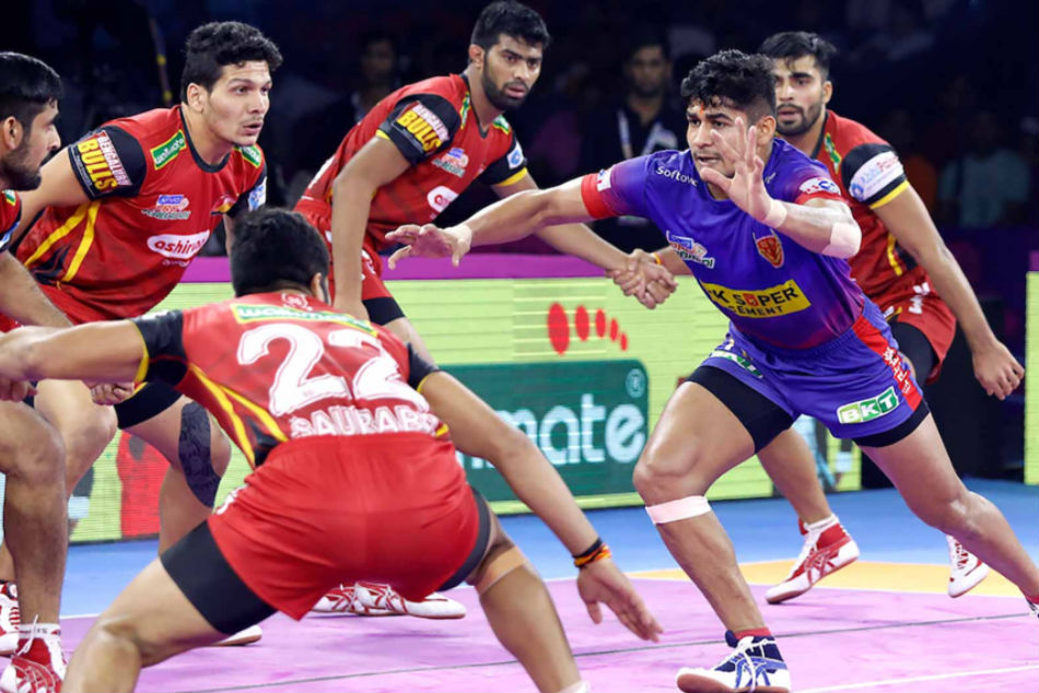 Pro Kabaddi League 2019, Semi-final 1: Preview: Dabang Delhi battle Bengaluru Bulls for place in final