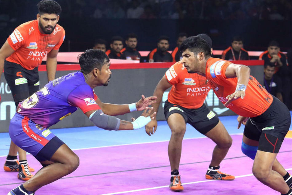 U Mumba will look for fourth straight win (Images: Pro Kabaddi)