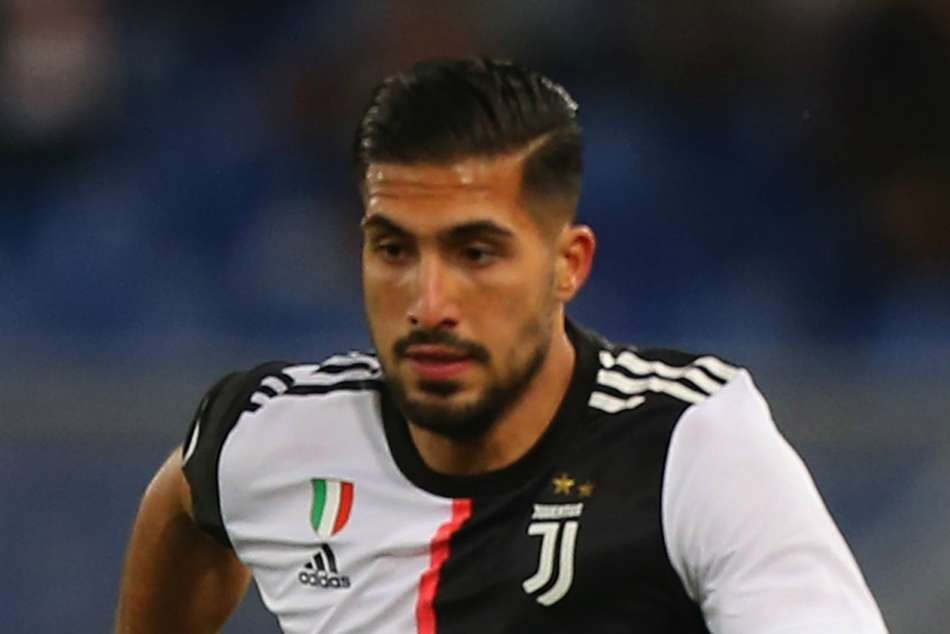 Emre Can in Manchester United radar