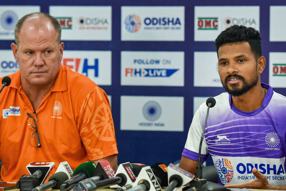 Lakra Replaces Injured Varun In Indian Team For Fih Olympic Qualifiers