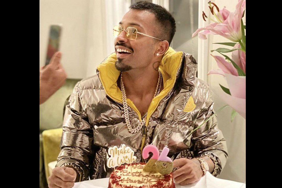 Hardik Pandya celebrates 26th birthday away from family and friends as he recovers from back surgery in London
