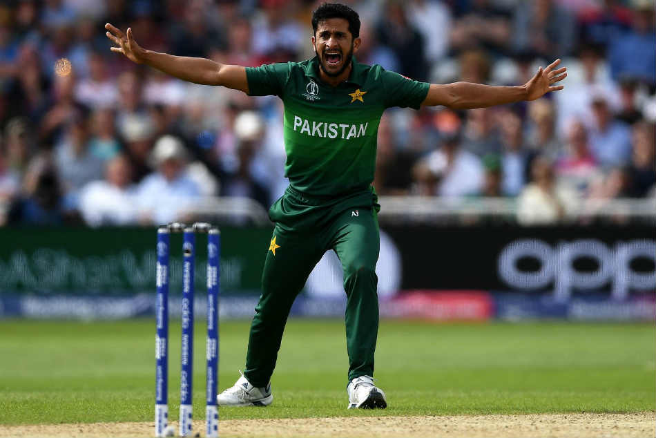 Injured Pakistan pacer Hasan Ali ruled out of T20 series in Australia