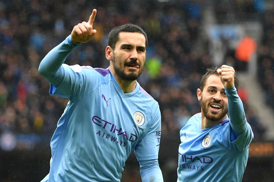 Ilkay Gundogan - cropped