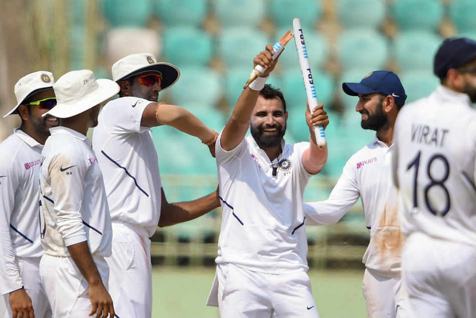Mohammed Shami, Ravindra Jadeja star as India wallop SA