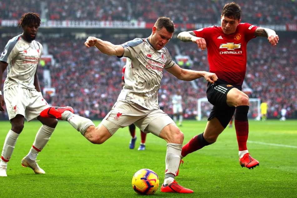 Big Match Focus: Manchester United v Liverpool (Sunday 16:30 BST)