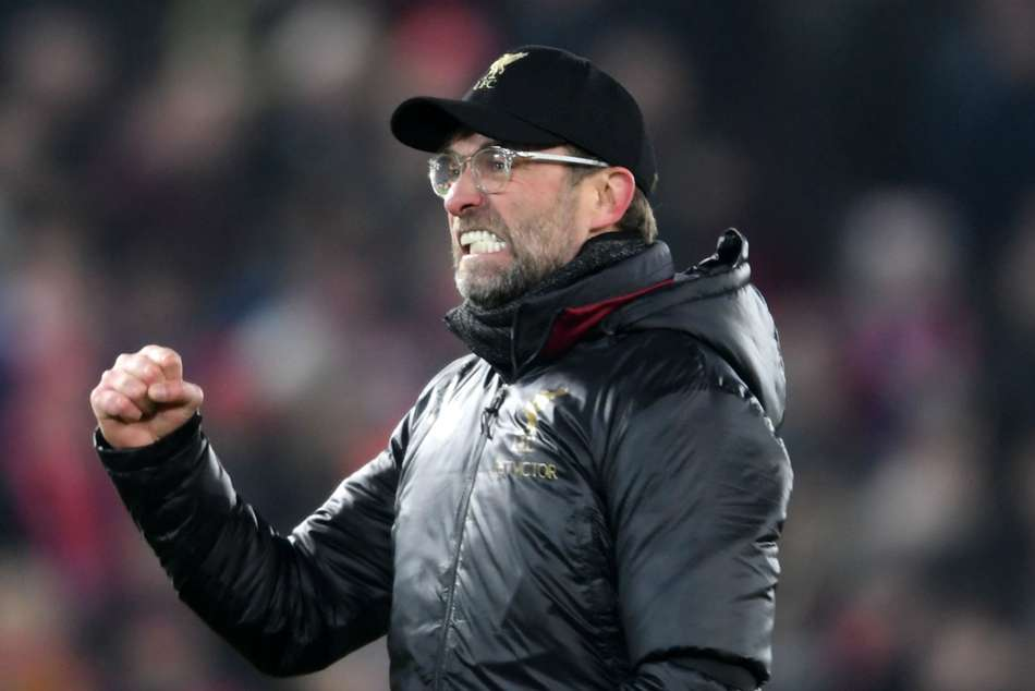 Klopp's boisterous behaviour not for show – Milner