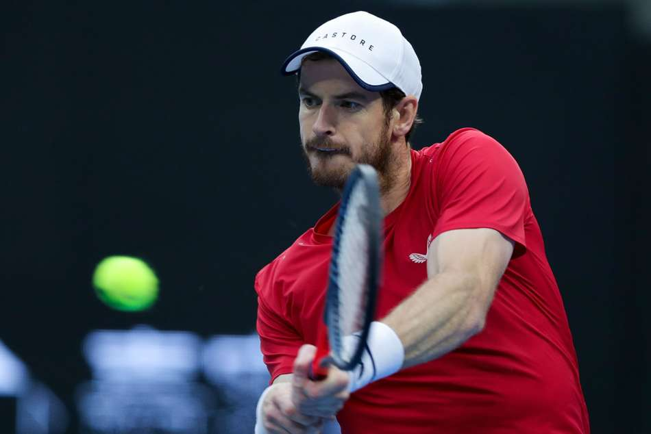 Murray relishing reunion with Wawrinka in Antwerp final