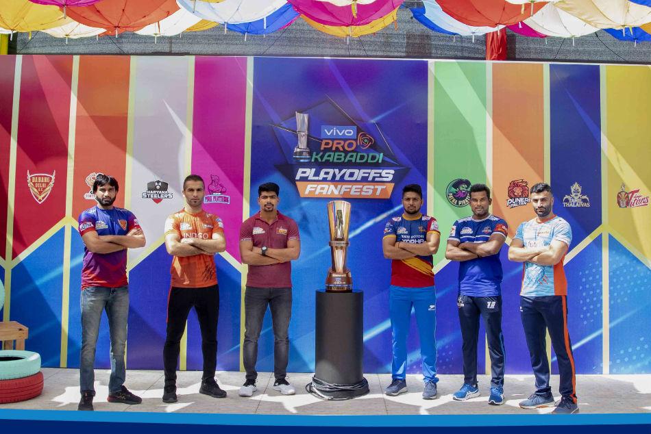 Pro Kabaddi League 2019 Top Six Ready For Toughest Week Of Season