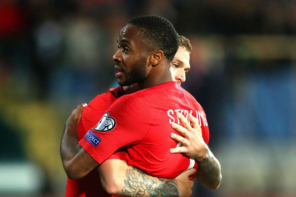 Bulgaria 0-6 England: Barkley and Sterling at the double as racism mars Sofia clash