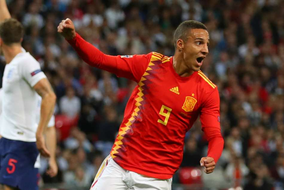 Sweden 1-1 Spain: Rodrigo late show seals Euro 2020 qualification