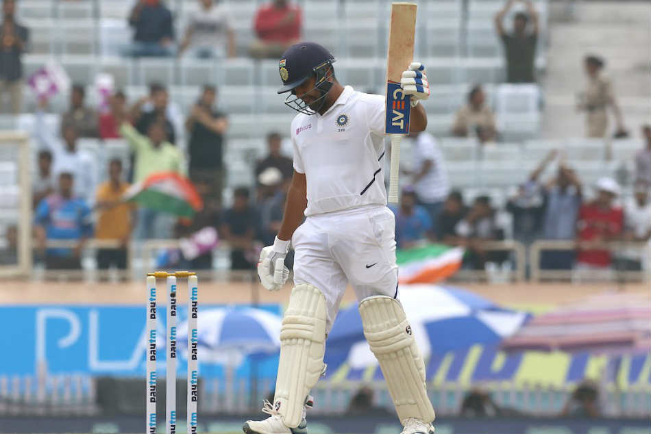 Rohit Sharma equals Sunil Gavaskar's record, sets record for most number of sixes in a Test series