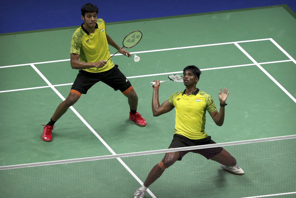 BWF Rankings: French Open finalists Satwik-Chirag reclaim top-10 spot