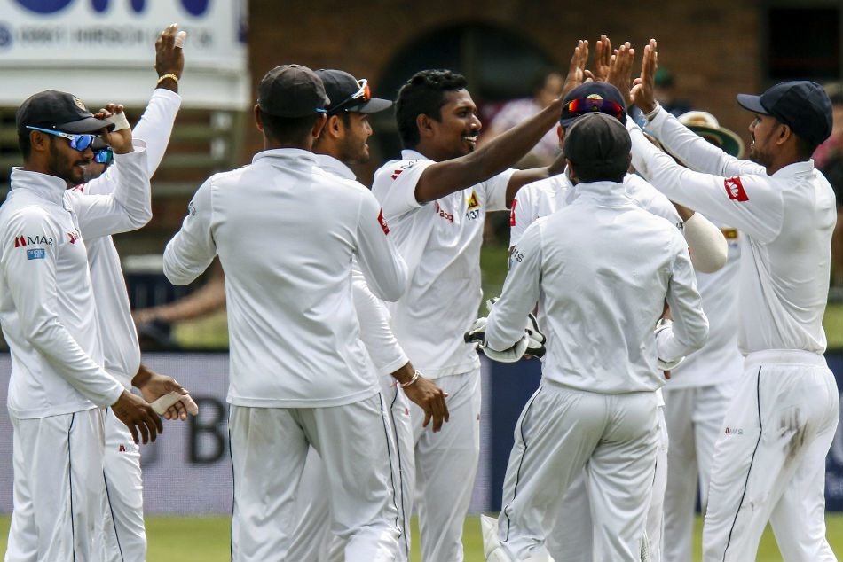 Sri Lanka will tour Pakistan for two ICC Test Championship matches in December