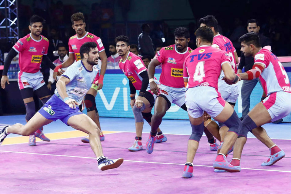 Rahul Chaudhry and Tamil Thalaivas look to avenge reverse fixture loss (Image Courtesy: Pro Kabaddi)