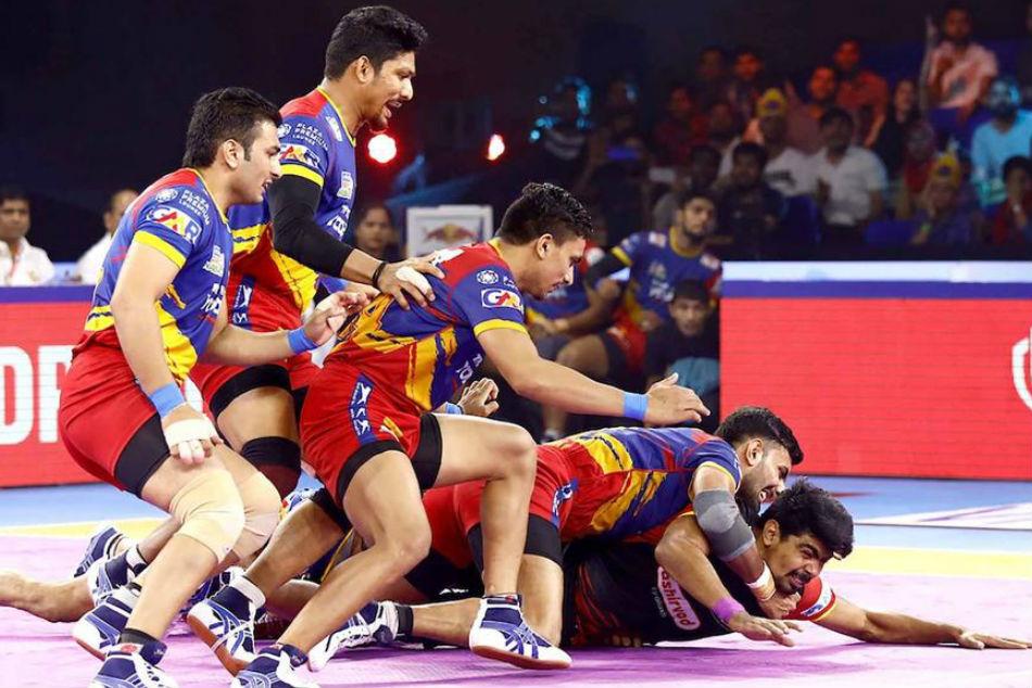 Pro Kabaddi League 2019 Up Yoddha Bengaluru Bulls Match Report