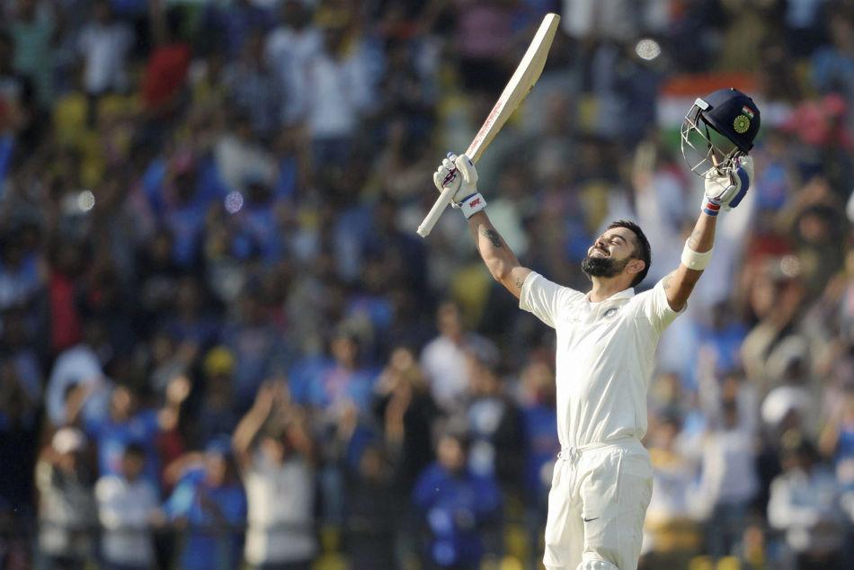 Records tumble as Virat Kohli hits 7th double century, 7000 Test runs, goes past Don Bradman & More