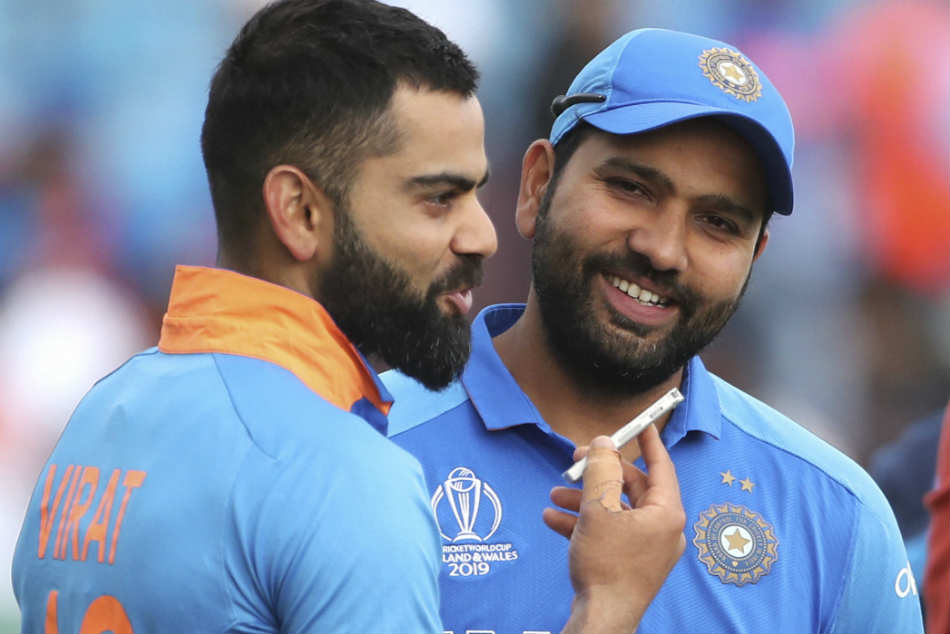 Virat Kohli wants Rohit Sharma to enjoy Test cricket