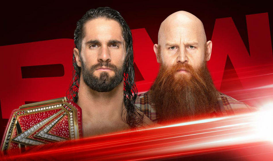 Falls Count Anywhere match set for WWE Raw (image courtesy WWE.com)