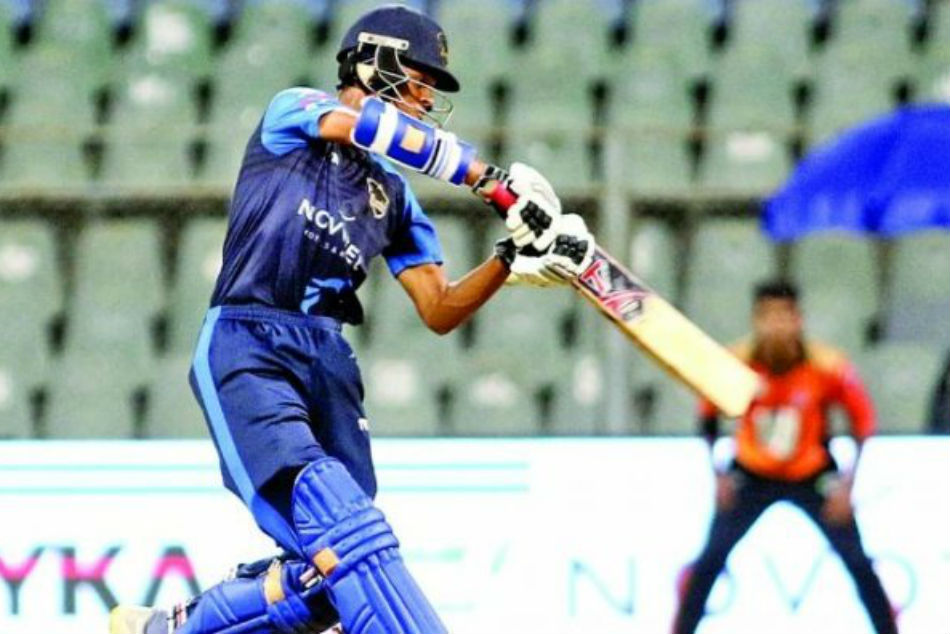 Yashasvi Jaiswal Creates World Record With A Double Century Vijay Hazare Trophy Match Vs Jharkhand