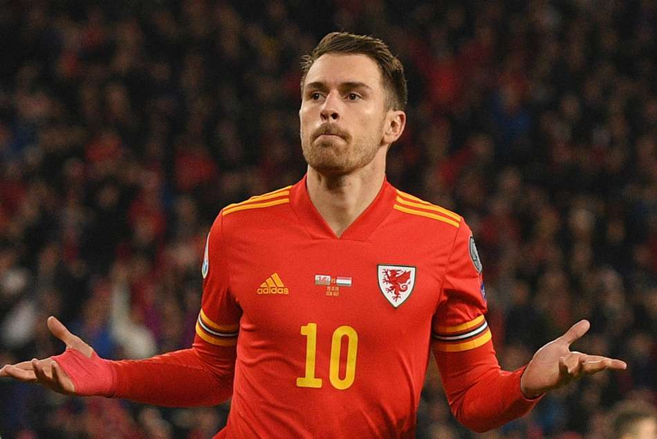 Wales 2-0 Hungary: Ramsey's double delight seals Giggs' Euro spot