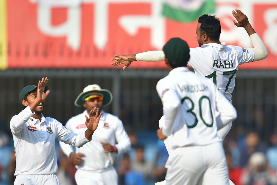 India vs Bangladesh: Mohammad Shami gave me bowling tips after Indore Test, reveals pacer Abu Jayed
