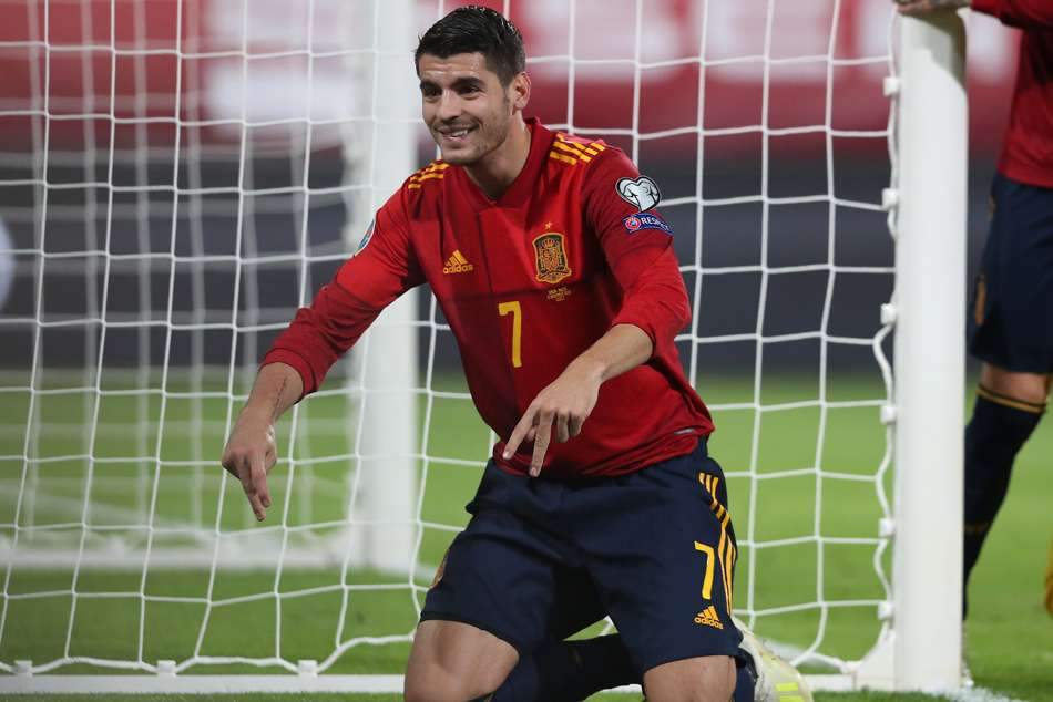 There won't be space for everybody – Morata ready to fight for Spain Euro 2020 spot