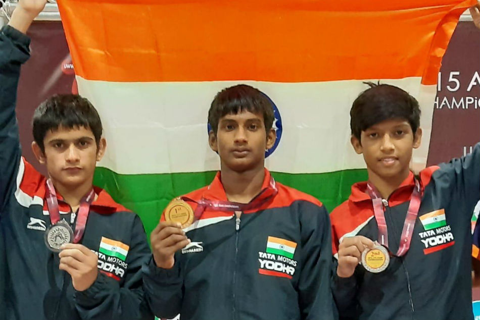 India Start Campaign At Asian U 15 Championships With 8 Medals Including 2 Golds On Day 1