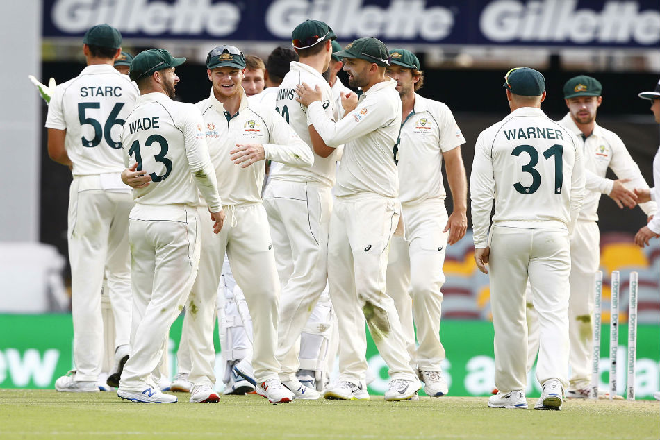 Australia defeated Pakistan by an innings and five runs in the first Test